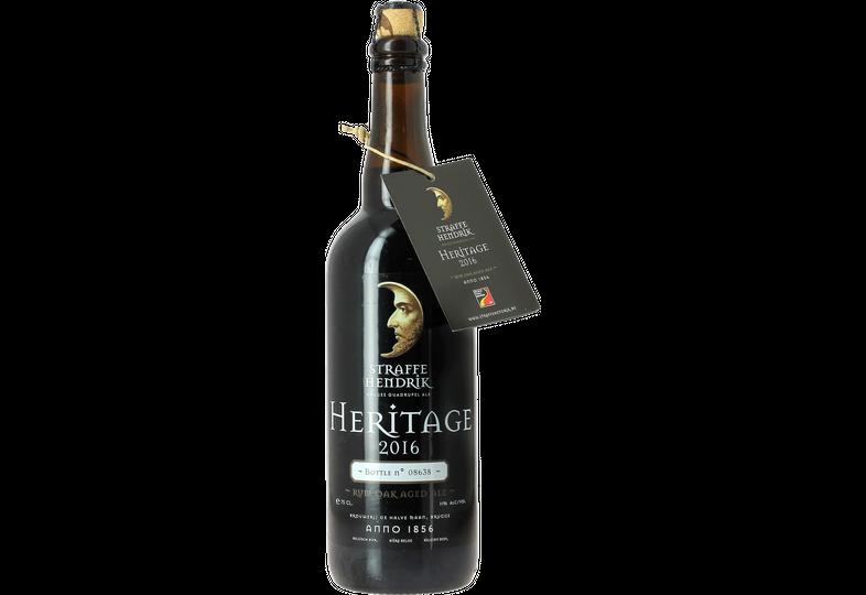 Botellas - Straffe Hendrik Heritage 2016
