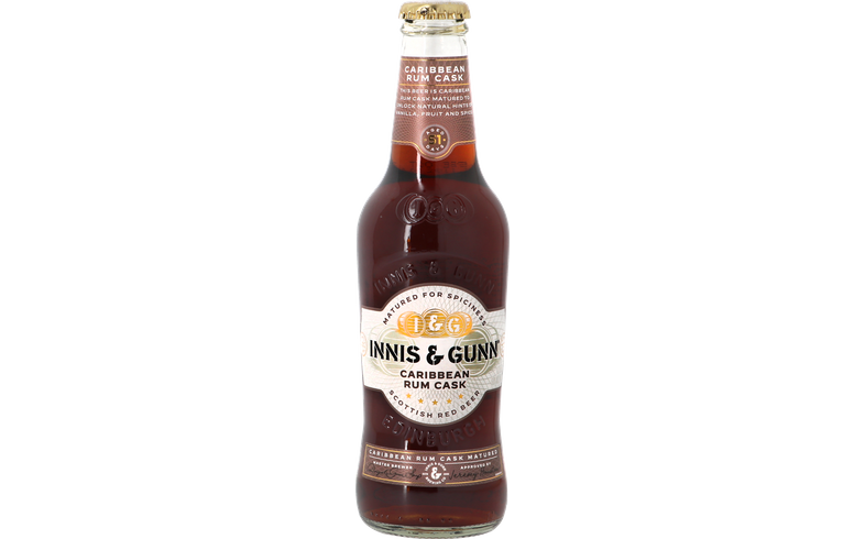 Botellas - Innis and Gunn Blood Red Sky
