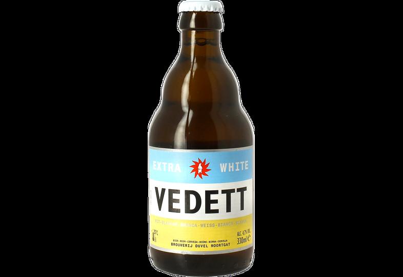 Bottled beer - Vedett Extra White