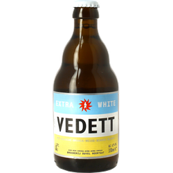 Bouteilles - Vedett Extra White