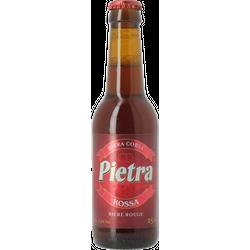 Bottled beer - Pietra Rossa