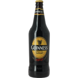 Flaskor - Guinness Special Export - 65 cL