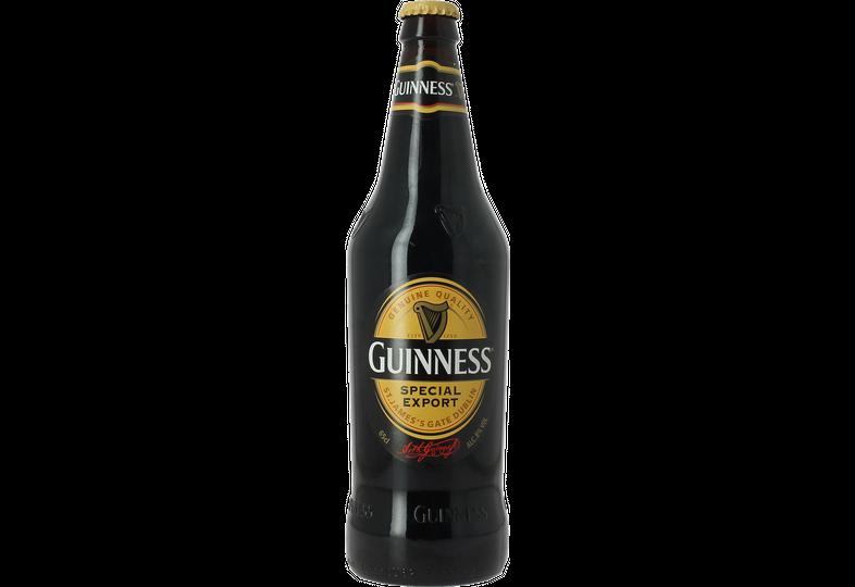 Flaskor - Guinness Special Export - 65 cL