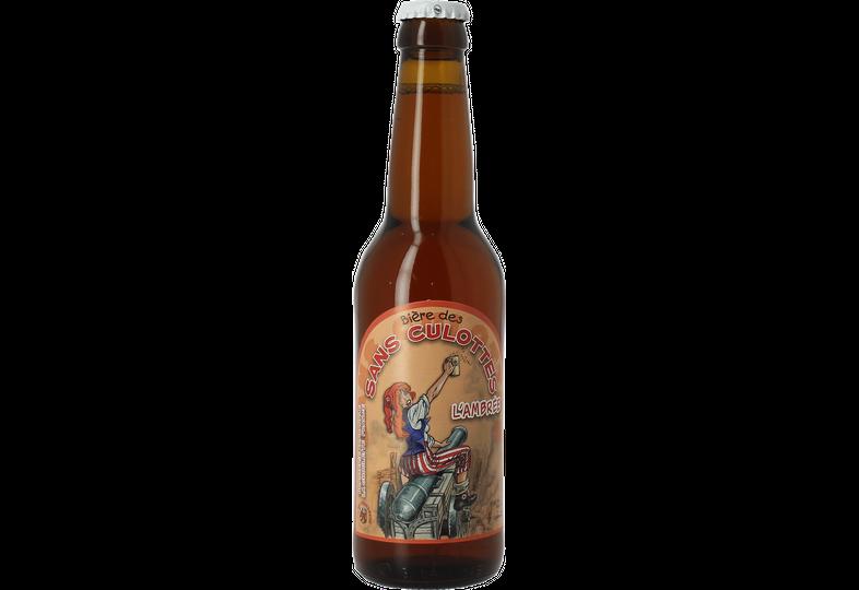 Bottiglie -  Bière des Sans Culottes Ambrée
