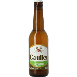 Bottled beer - Caulier Gluten Free