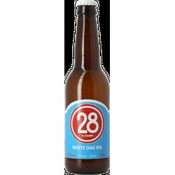 Bottled beer - 28 White Oak IPA