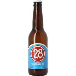 Bouteilles - 28 White Oak IPA