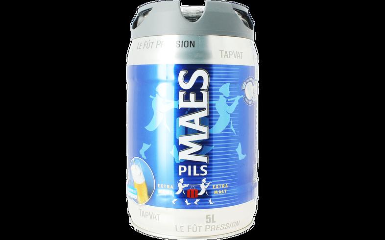 Kegs - Maes Pils Beertender 5L Keg