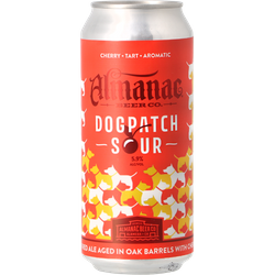 Bottled beer - Almanac Dogpatch Sour - Oak BA