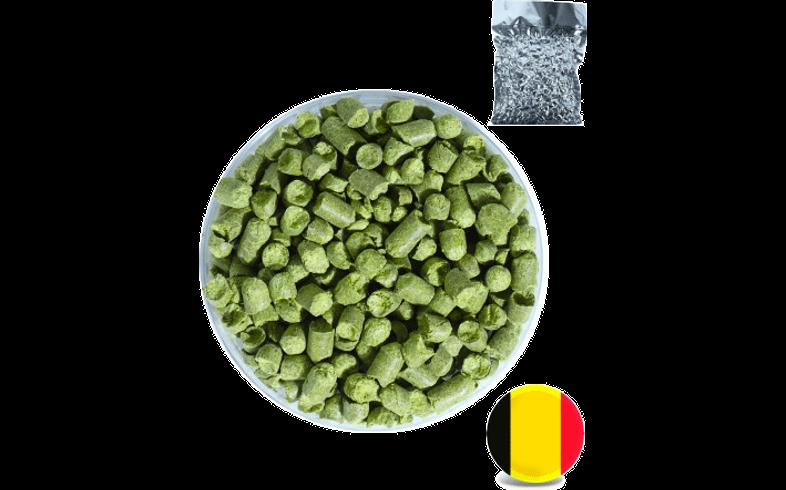 Houblons de brasserie - Houblon Golding (4,3%) en pellets - récolte 2020