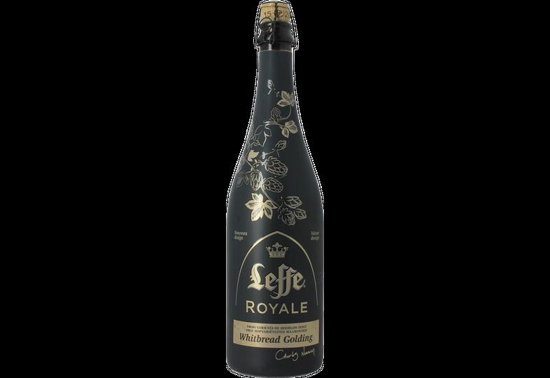 Bouteilles - Leffe Royale Whitbread Golding 75 cL