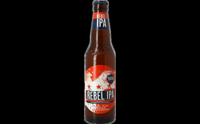 Bottled beer - Samuel Adams Rebel IPA