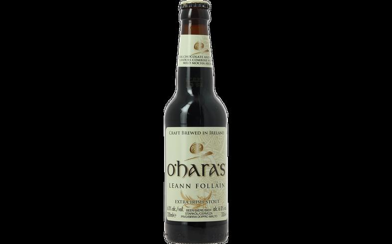 Bottled beer - O'Hara's Leann Follain