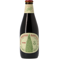 Botellas - Anchor Christmas Ale