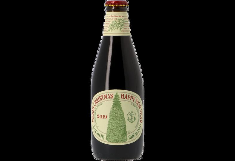 Bouteilles - Anchor Christmas Ale