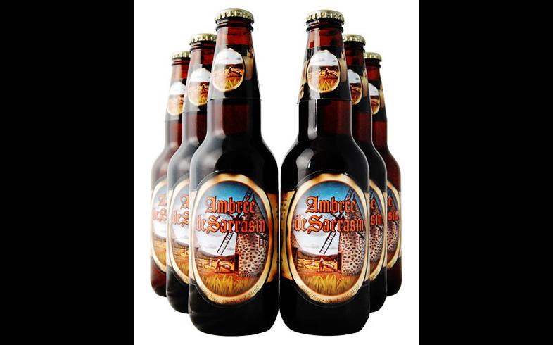 Pack de cervezas artesanales - Assortiment Ambrée de Sarrasin
