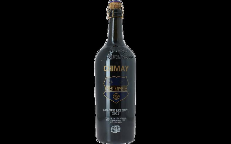 Botellas - Chimay Grande Réserve 2015 vieillie en fût