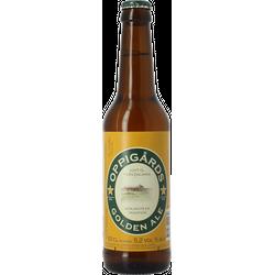 Bottled beer - Oppigårds Golden Ale