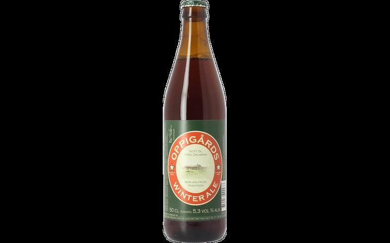 Bottled beer - Oppigårds Winter Ale