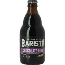 Bottled beer - Barista Chocolate Quad