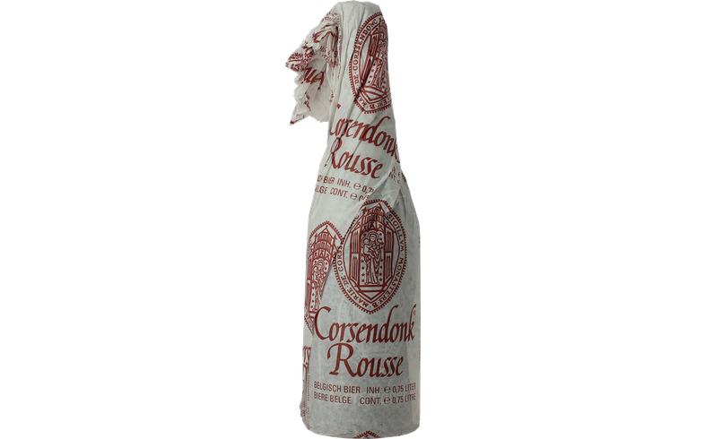 Bottled beer - Corsendonk Rousse 75 cL