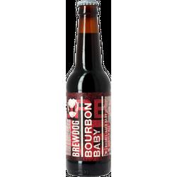 Bottled beer - Brewdog Bourbon Baby