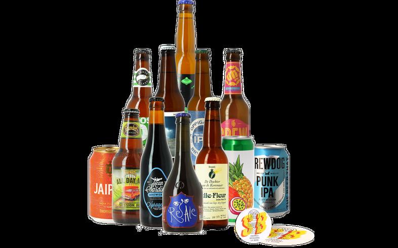 Bierpakketten - IPA Indian Pale Ale Pakket (12 bieren)