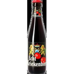 Bottled beer - Echt Kriekenbier