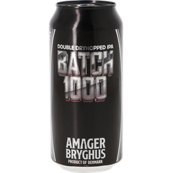 Bottled beer - Amager Batch 1000