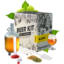 Beer Kit - Beer Kit, je brasse une blonde