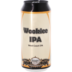 Bottled beer - Amager / Port Brewing Wookiee IPA