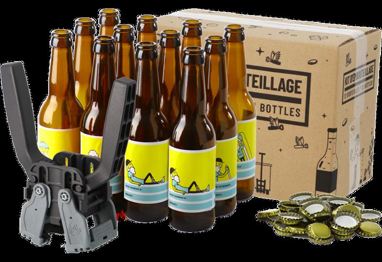 Ölkit - Beer bottling starter kit for home brewers