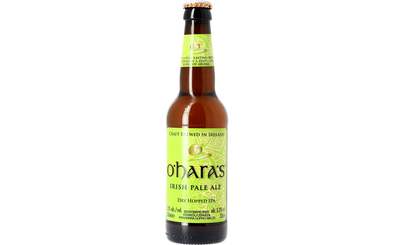 Bouteilles - O'Hara's Irish Pale Ale 33 cL