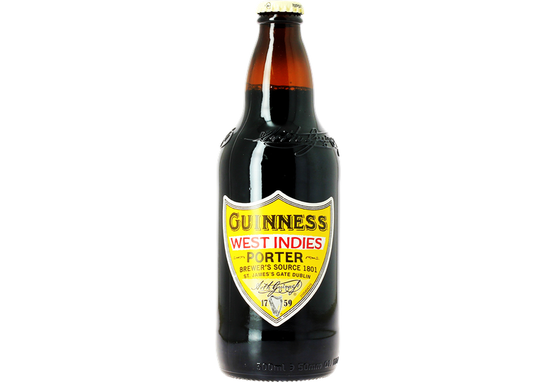 Flaskor - Guinness West Indies Porter