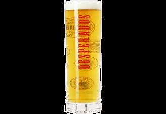 Verre Desperados 25cl Pour La Biere Desperados Tequila Despe