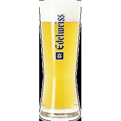 Verres à bière - Verre Edelweiss - 25 cl