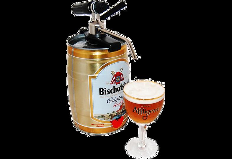 Tireuse à bière - Tirage Pression de poche pour mini-fûts 5 L