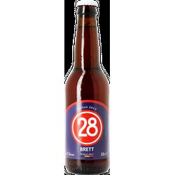 Bottled beer - Caulier 28 Brett