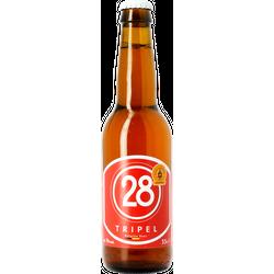 Bottled beer - 28 Tripel