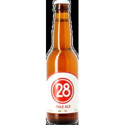Bottled beer - Caulier 28 Pale Ale