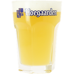 Ölglas - Hoegaarden 25cl glass