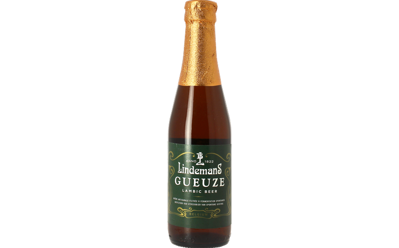 Bouteilles - Lindemans Gueuze
