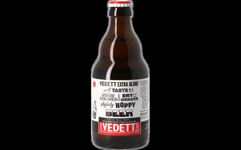 Bouteilles - Vedett Extra Blond