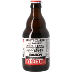 Bouteilles - Vedett Extra Blond