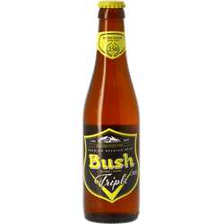 Bottled beer - Bush Blond Triple
