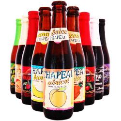 Pack de cervezas artesanales - Assortiment Saveurs Fruitées