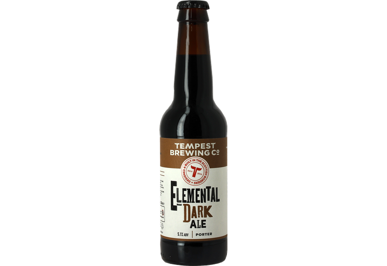 Bottled beer - Tempest Elemental Dark Ale