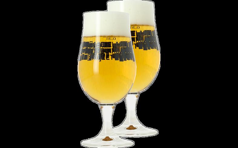 Bicchieri - 2 Bicchieri Basqueland Brewing - 33cl
