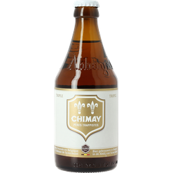Bottled beer - Chimay Triple