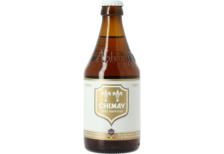 Bouteilles - Chimay Triple